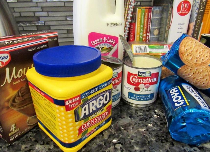 puddingingredients