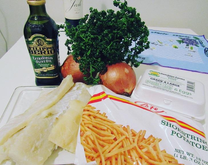 bacalhaubrasingredients