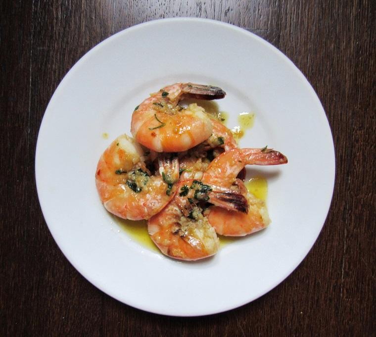 shrimpaerial